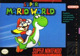 Super Mario World - Cover Image
