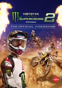 Buy Monster Energy Supercross - The Official Videogame 2 cd key