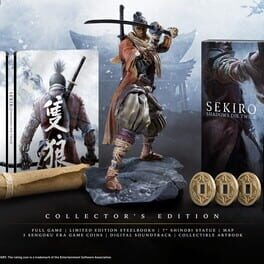 Sekiro: Shadows Die Twice – Special Edition