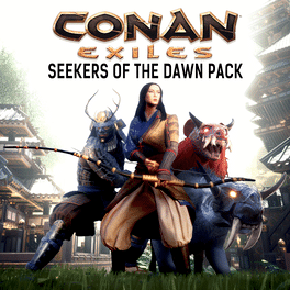 Conan Exiles: Seekers of the Dawn - Press Kit
