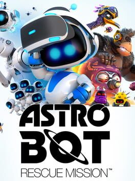 ASTRO BOT: Rescue Mission - Cover Image