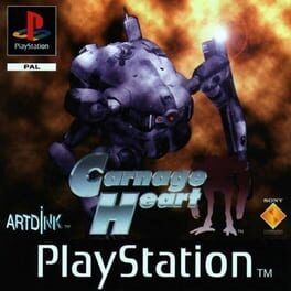 Carnage Heart - Cover Image