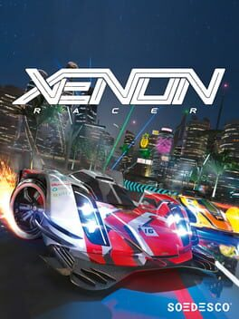 Xenon Racer switch Cover Art