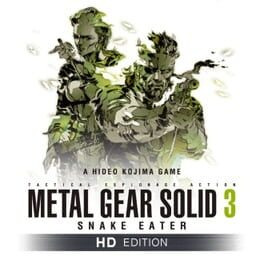 Metal Gear Solid 3: Snake Eater HD Edition