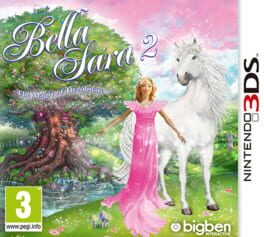 Bella Sara 2 – The Magic of Drasilmare