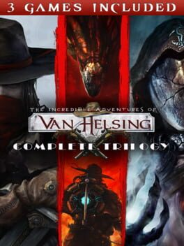 The Incredible Adventures of Van Helsing: The Complete Trilogy