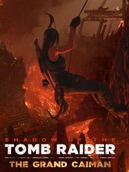 Shadow of the Tomb Raider – The Grand Caiman