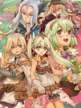 Rune Factory 4 Special cover
