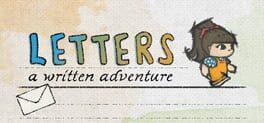 Letters – a written adventure