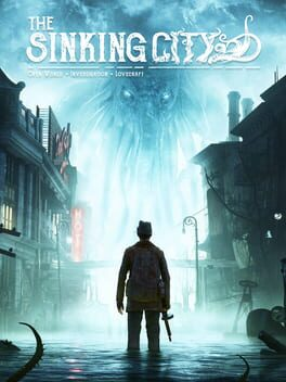 The Sinking City cover