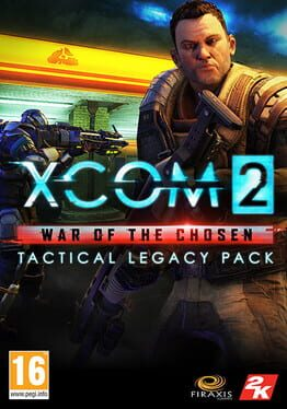 XCOM 2: War of the Chosen – Tactical Legacy Pack