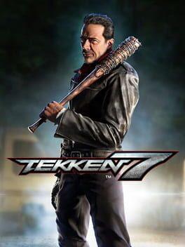 Tekken 7: DLC 9 - Negan
