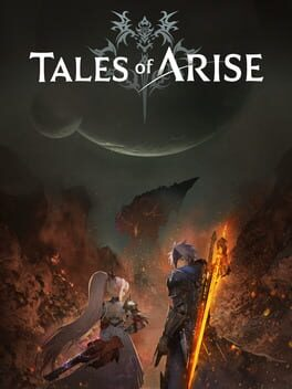 Tales of Arise ps4 Cover Art