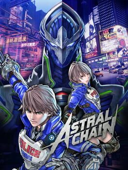 Astral Chain cover