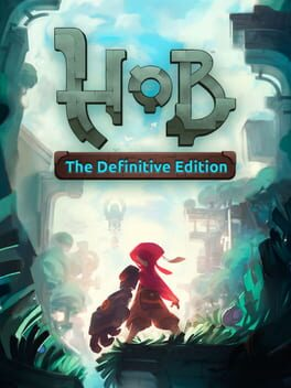 Hob: The Definitive Edition cover