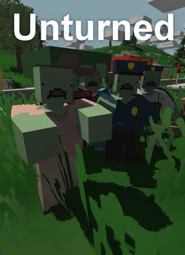 Unturned multiplayer survival part 1