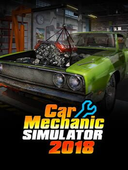 Car Mechanic Simulator 2018 (2017)