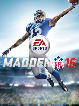 Madden NFL 16 xbox-one Cover Art