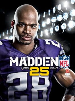 Madden NFL 25 xbox-one Cover Art