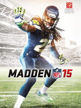 Madden NFL 15 xbox-one Cover Art
