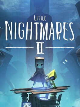 Little Nightmares II switch Cover Art