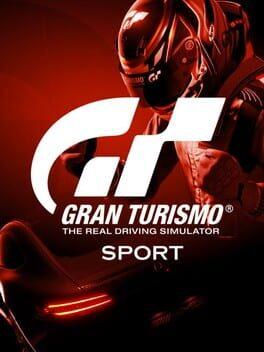 Gran Turismo Sport ps4 Cover Art