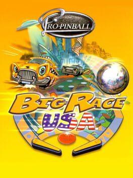 Pro Pinball: Big Race USA