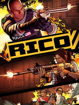 RICO switch Cover Art