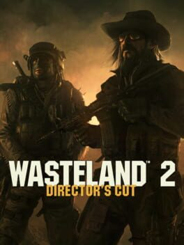 Wasteland 2: Director's Cut cover