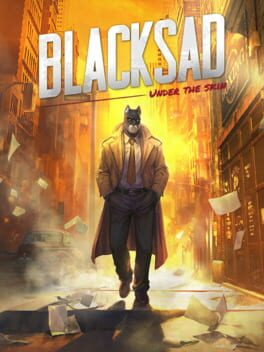 Blacksad: Under the Skin cover