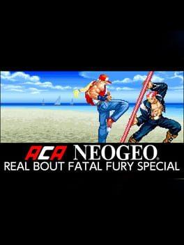 ACA NEOGEO REAL BOUT FATAL FURY SPECIAL