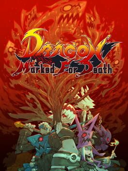 Dragon: Marked for Death cover