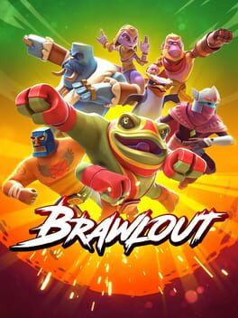Brawlout switch Cover Art
