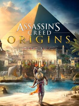 Assassin's Creed: Origins xbox-one Cover Art
