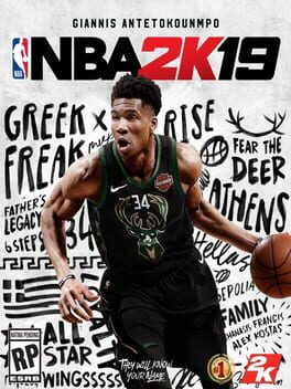 NBA 2K19 switch Cover Art