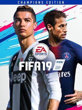 FIFA 19: Champions Edition xbox-one Cover Art