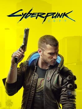 Cyberpunk 2077 ps4 Cover Art