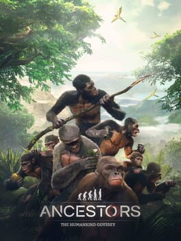 Ancestors: The Humankind Odyssey cover
