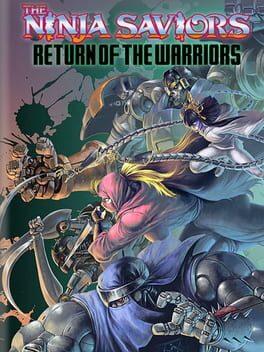 Ninja Warriors Once Again