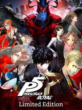 Persona 5 Royal Limited Edition cover