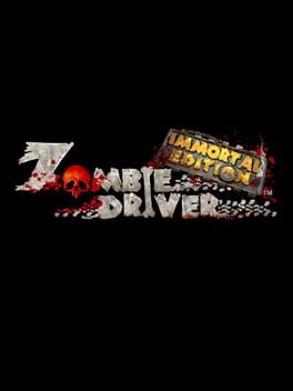 Zombie Driver: Immortal Edition cover