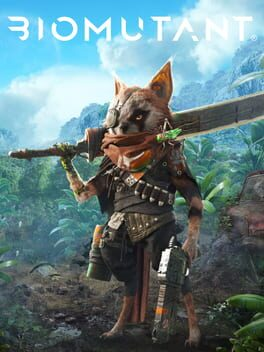 Biomutant xbox-one Cover Art