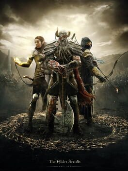 The Elder Scrolls Online xbox-one Cover Art