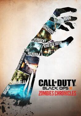 Call of Duty: Black Ops III Zombies Chronicles