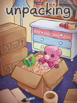Cover of Unpacking