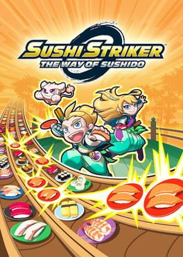 Sushi Striker: The Way of Sushido switch Cover Art