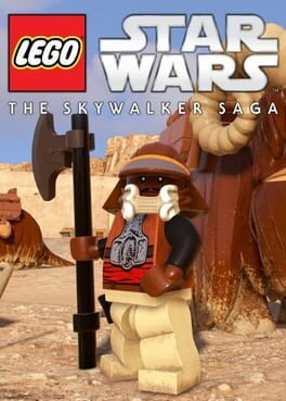LEGO Star Wars: The Skywalker Saga ps4 Cover Art