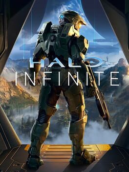 Halo Infinite xbox-one Cover Art