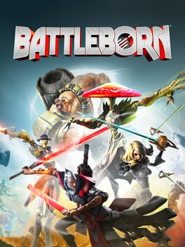 Battleborn xbox-one Cover Art