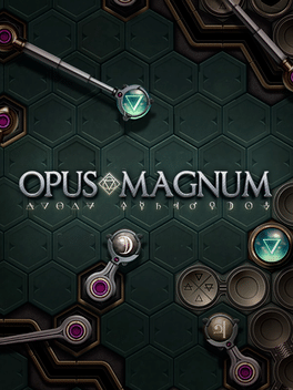 Opus Magnum Press Kit